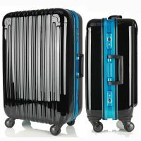 Wholesale Lightweight Travel Luggage ABS PC Rolling Suitcase Hard Carry Case 2PCS TSA Lock from china suppliers