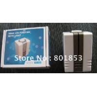 Wholesale Portable Home/Office Huge Negative Ions Output Pure Ionic Air Cleaner from china suppliers