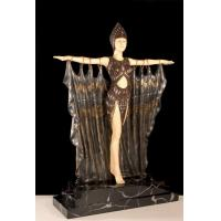 Buy cheap Bronze Woman Sculpture product