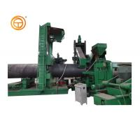 Buy cheap CE approved Tianxianghao supply spiral submerged arc welded pipe mill ssaw pipe mill production line from wholesalers