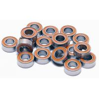 Buy cheap Chamfered 2mm, 3mm, 4mm Miniature ball grease bearing with Jis SUJ2 steel from wholesalers