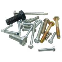 Buy cheap All Types of Hex Head Bolts with Material of Stainless Steel,Carbon Steel or Alloy Steel from wholesalers