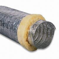 Buy cheap Ventilation Hose, Made of Aluminum and Steel Wire from wholesalers
