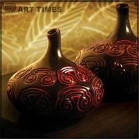 Buy cheap Vase w/lucky totem(L) 7001 from wholesalers