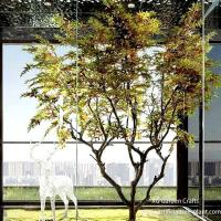 Quality Modern Artificial Maple Tree 2m Height For Commercial Buildings for sale
