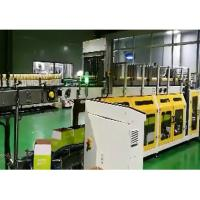 Buy cheap PLC Wrap Around Plastic Bottle Packaging Machine With LCD Touch Screen from wholesalers
