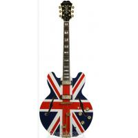 Buy cheap Epiphone Ltd Ed Union Jack Sheraton Outfit from wholesalers