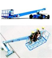 Buy cheap Self Propelled Telescopic Boom ForkLift from wholesalers
