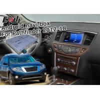 Buy cheap Nissan Pathfinder Android Auto Interface Voice Activate With Plug & Play Easy Installation from wholesalers