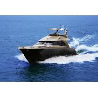 Buy cheap Fiberglass Sport Motor Yachts 70 Feet Engine Capacity Volvo 725hpx2 21.6m Length from wholesalers