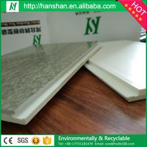 Buy cheap plastic wood floor interlocking wood flooring uv resistant vinyl from wholesalers