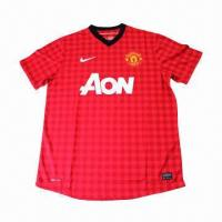 Buy cheap Men's soccer jersey/football jersey, OEM orders are welcome from wholesalers