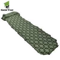 Buy cheap Geertop Eco Nylon 195x60cm Inflatable Sleeping Bag from wholesalers