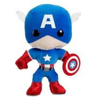 Wholesale Cartoon Plush Toys Marvel Comics Avengers Assemble Iron Man Stuffed Toy Action Figure from china suppliers