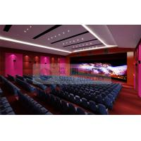 7.1 Sound system 4D Movie Theater with driving simulator system Manufactures