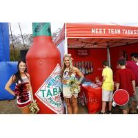 Wholesale Customized Shaped Inflatable Cans / Bottles with for Commercial Event CE Approval from china suppliers