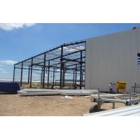 Wholesale steel prefabricated building structure warehouse/workshop/factory in China from china suppliers