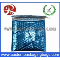 Buy cheap Self-adhesive Clear ALM10 Aluminum Foil Bubble Mail Bags from wholesalers