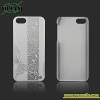 Buy cheap Durable PC case for iphone5S , Laser engraving craft from wholesalers
