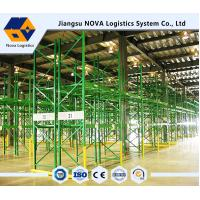 Buy cheap Warehouse Industrial Storage, Q235B Pallet Storage ShelvesFor Handling Equipment from wholesalers