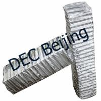 Buy cheap Light weight Aluminum Foil Flexible Duct 6 inch rectangular flexible duct for HVAC systems from wholesalers