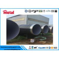 Buy cheap 4 Sch40 API5L  Pipe Coated Stainless Steel Tubing LSAW Coated Steel Gas Pipe Anti Corrosion Protection from wholesalers