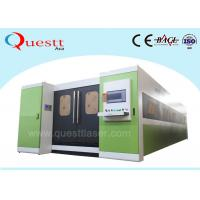 Buy cheap 1KW 1.5KW 2KW 3KW 4KW 5KW 6KW CNC Metal Sheet Fiber Laser Cutting Machine for Stainless Steel Aluminum from wholesalers