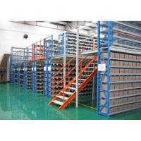 Buy cheap Durable Rack Supported Mezzanine Floor , Multi - Tier Metal Mezzanine Systems from wholesalers