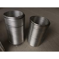 Buy cheap Stainless steel beer tube, beer coil for beer cooler dispenser use from wholesalers