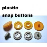 Wholesale Plastic Snap Button (1313, 1113, 1010) from china suppliers