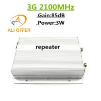 Wholesale 3W 3G 2100MHz Mobile Repeater,WCDMA 2100MHz Cellular Signal Booster Amplifier High Gain Power Provide Weak Signal Soluti from china suppliers