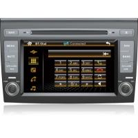 Buy cheap High quanlity 2 DIN Car dvd player Stereo Radio Car GPS for FIAT Bravo from wholesalers