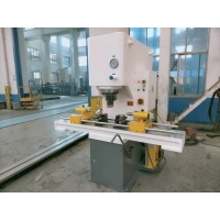 Buy cheap Motor Shaft & Ball Screw Hydraulic Straightening Press 63T With Railstock Device from wholesalers