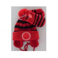 Buy cheap Babies' Winter Hat & Mitten Set from wholesalers