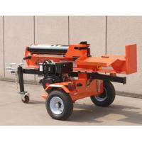 Buy cheap Fluid Pressure Woods Log Splitter 42T Gasoline Engine Electric Start With Recoil from wholesalers
