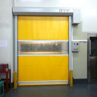 Buy cheap Commercial Soft Rapid Rolling High Speed Roller Shutter PVC Door from wholesalers
