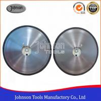 Buy cheap 300 mm Diameter Resin Bond Continuous Rim Ceramic Tile Saw Blades 60 mm Bore from wholesalers