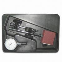 Buy cheap Dial Indicator Set in Fitted Plastic Box with 0 to 10 x 0.01mm Magnetic Base from wholesalers