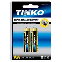 Buy cheap Super alkaline battery LR6 AA size with OEM welcomed from wholesalers