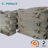 Buy cheap Anti - Static Industrial Polyester Filter Bags For Dust Collector System from wholesalers