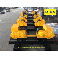 Buy cheap Hydraulic Tank Fit Up Rolls For Wind Tower Production Pipe Fit Up Growing Line from wholesalers
