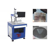 Buy cheap Stainless Steel Tags Fiber Laser Marking Machine 100000 Hours Laser Lifespan from wholesalers