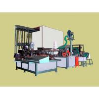 Buy cheap High Efficiency Paper Core Tube Making Machine 0.3-0.4Mpa Air Pressure from wholesalers