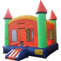 Buy cheap Commercial Business Toddler Inflatable Bouncer YHCS 028 with 0.55mm PVC Tarpaulin from wholesalers