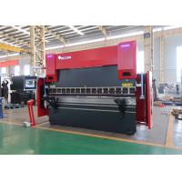 Buy cheap 8 Axis CNC Press Brake Machine 220 Ton 3100mm with Wila Hydraulic Clamping from wholesalers