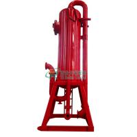 Buy cheap 180m3/H Mud Separator 1750kg / Poor Boy Degasser With ISO Certificated from wholesalers