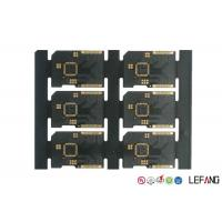 Buy cheap ENIG Double Sided Heavy Copper PCB Board 1 OZ Copper For Medical Equipment product