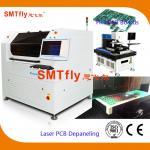 Buy cheap FPC/PCB/ Rigid-Flex PCB Cutting Machine Laser Depaneling Equipment from wholesalers