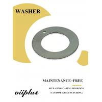 Buy cheap Customized Plate High Hardness 304 Steel Teflon Coated Washer from wholesalers