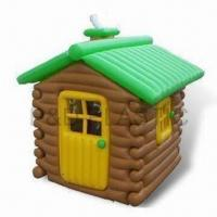 Wholesale Inflatable House, Made from PVC Material with Foot Pump from china suppliers